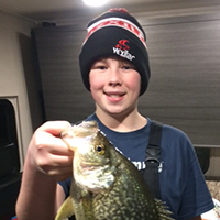 Crappie Fishing Rental MN